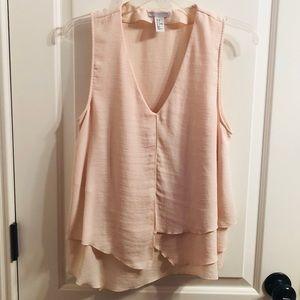 H&M asymmetrical blouse
